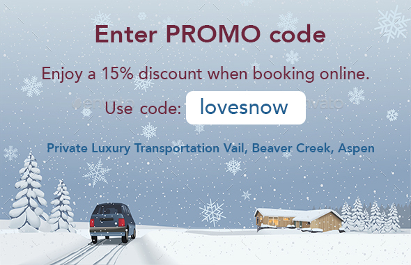 promo code limo vail aspen